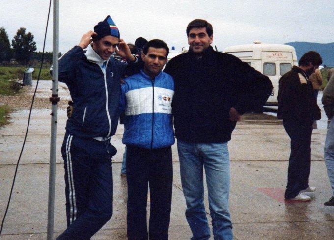 AeroClub Oristano Paracadutismo · Fenosu 1984