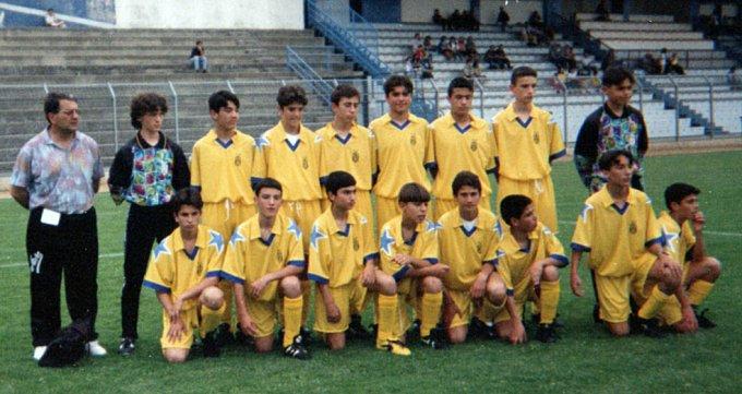 Rappresentativa Sarda · Cinisello Balsamo 1996
