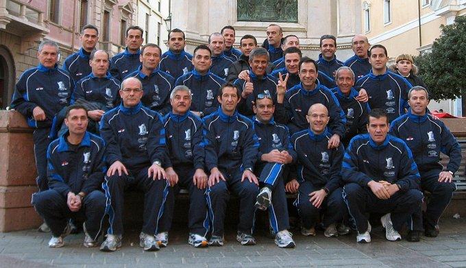 Polisportiva Runners · Oristano 2008