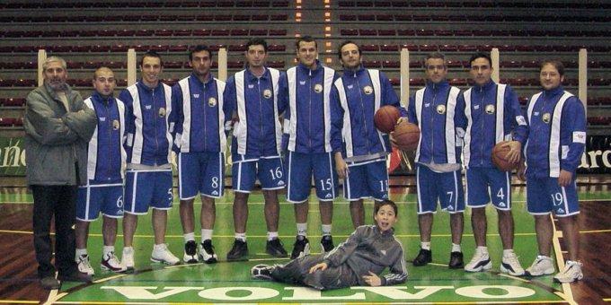 Saab Terralba Basket · 2003