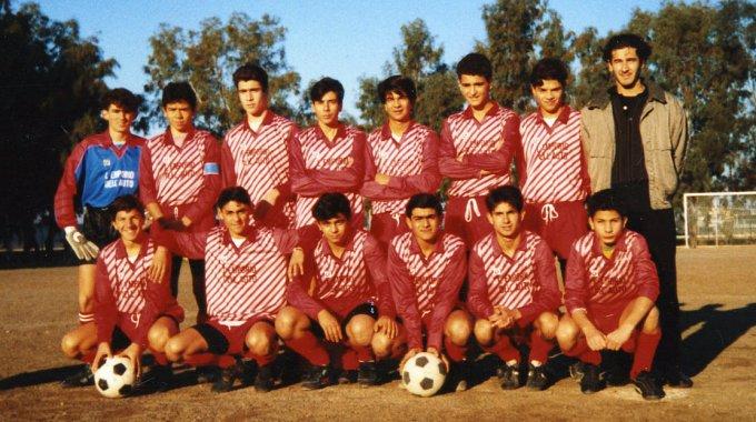 San Domenico Calcio Allievi · Oristano 1989