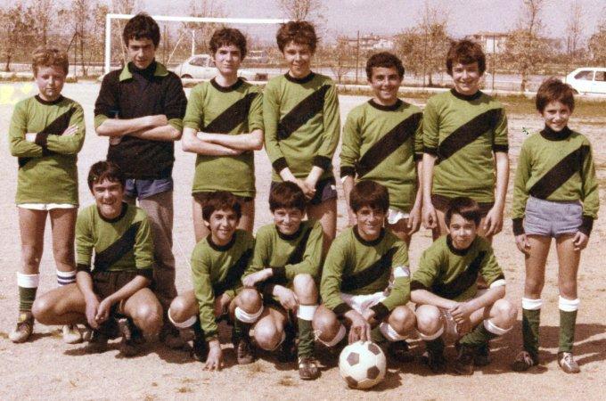 San Domenico Calcio · Oristano 1980