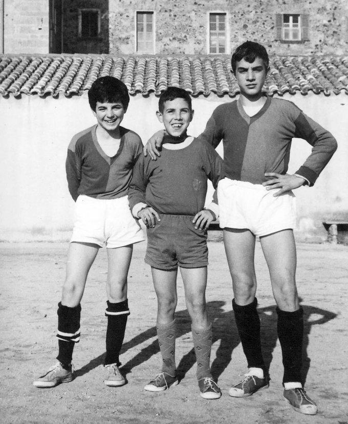 San Giorgio Calcio · Oristano 1970