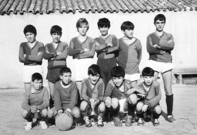 San Giorgio Calcio · Oristano 1969