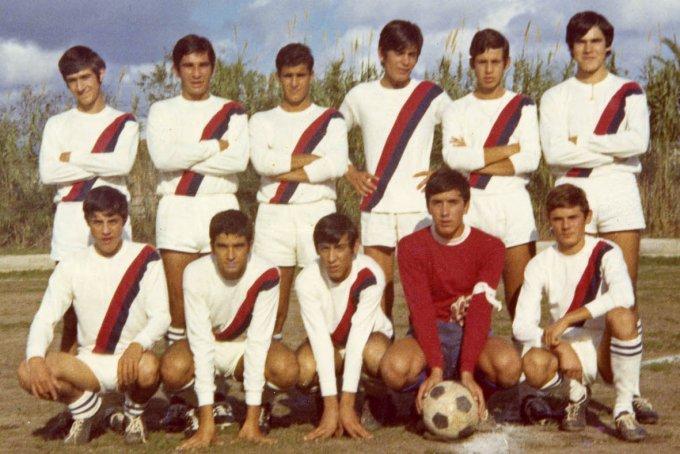 San Giorgio Oristano · Donigala 1969