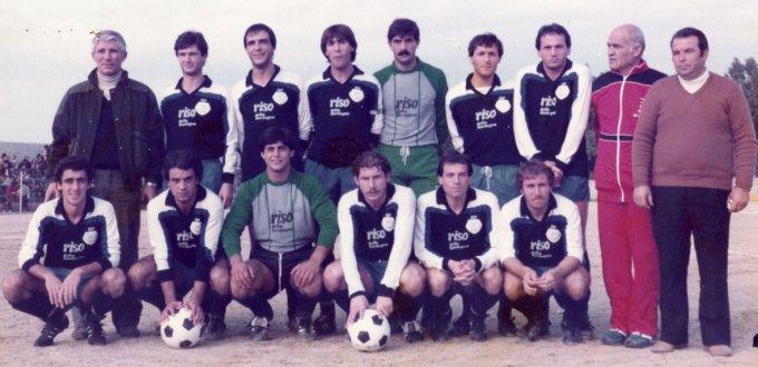 San Marco Calcio · Cabras 1983