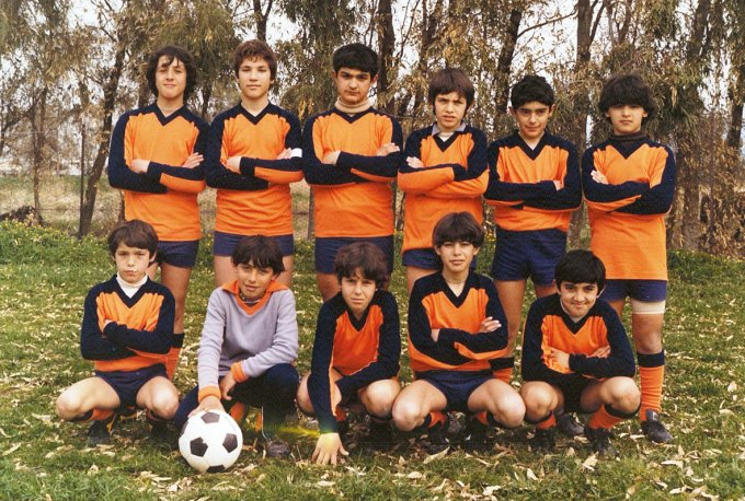 San Martino Calcio · Riola 1979