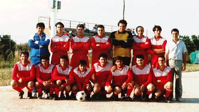 San Martino Calcio · Riola primi anni novanta
