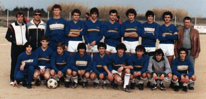 San Paolo Calcio · Oristano 1980
