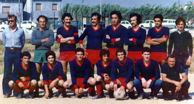 San Vero Milis Calcio · 1975