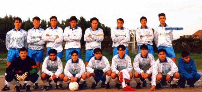 U.S. Santa Giusta Calcio · 1993