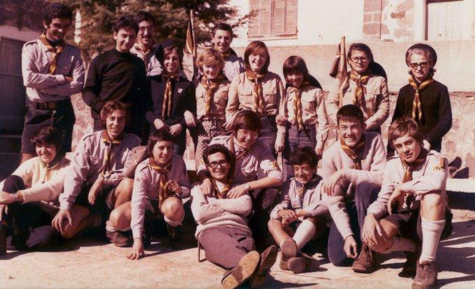 Scout Oristano 2 · San Serafino anni settanta