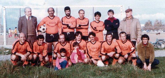 SEM Calcio · Oristano 1980