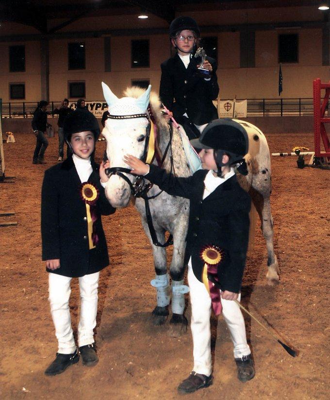 Società Oristanese Equitazione · Le Amazzoni 2008