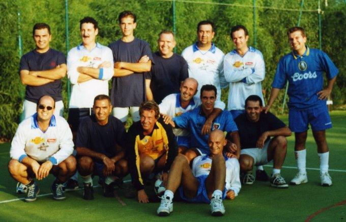 Squadra Agenti Findus-Algida · Villasimius 2002