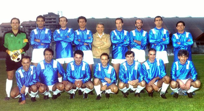 Squadra del Tribunale di Oristano · 1995