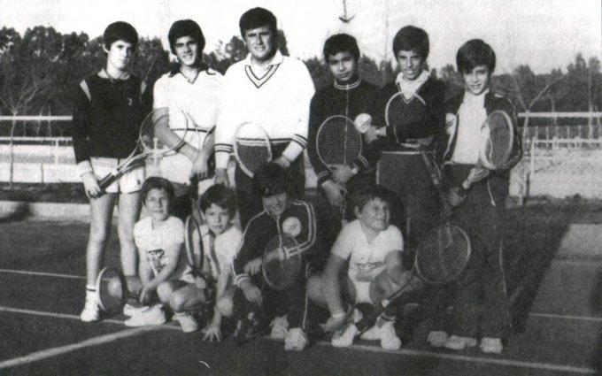 Tennis Club '70 1974
