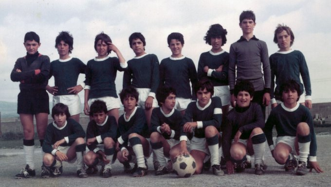 Terralba Calcio Giovanissimi · 1979