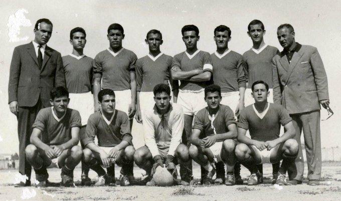 Tharros Calcio · Oristano 1959