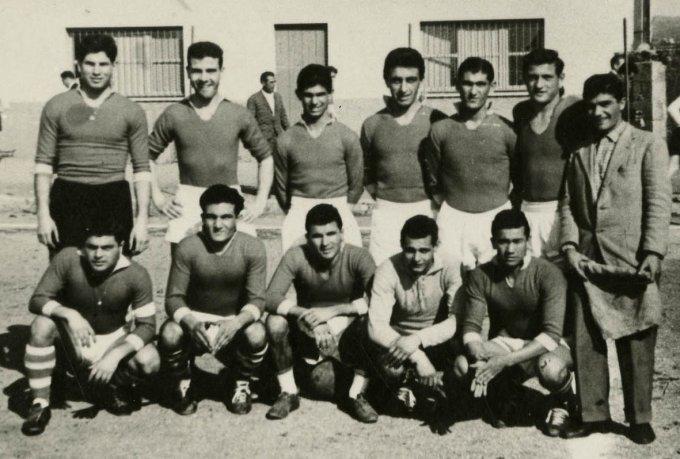 Tharros Calcio · Oristano 1953
