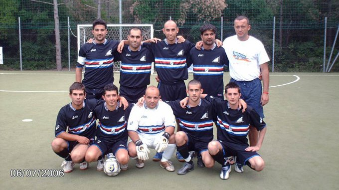 U.S. Tramatza Calcetto · Lignano Sabbiadoro 2006