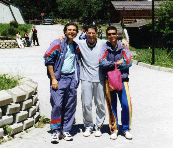 U.S. Monti Oristano · Courmayeur 2001