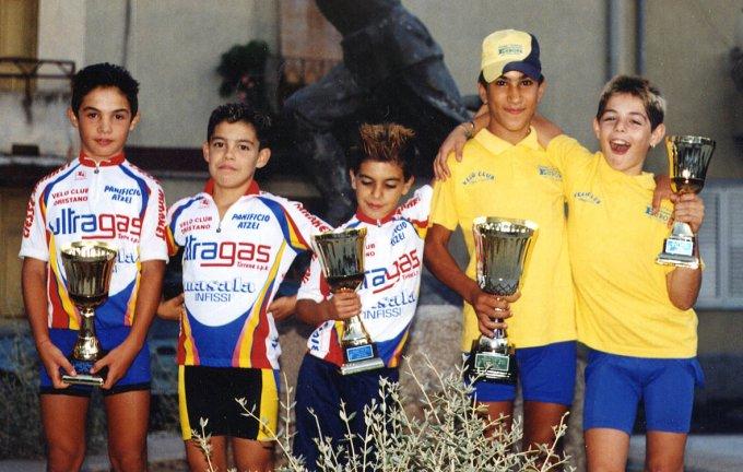 Velo Club Oristano · Baunei 2001