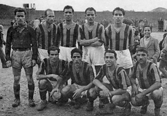 Tharros Calcio - Oristano 1946-1947