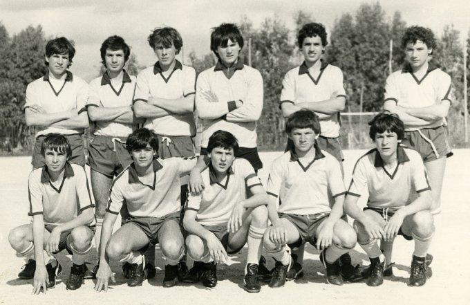 Arborea Calcio · anni settanta