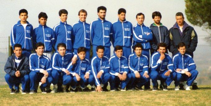 Ariete Solanas Calcio · Coppa Italia 1989