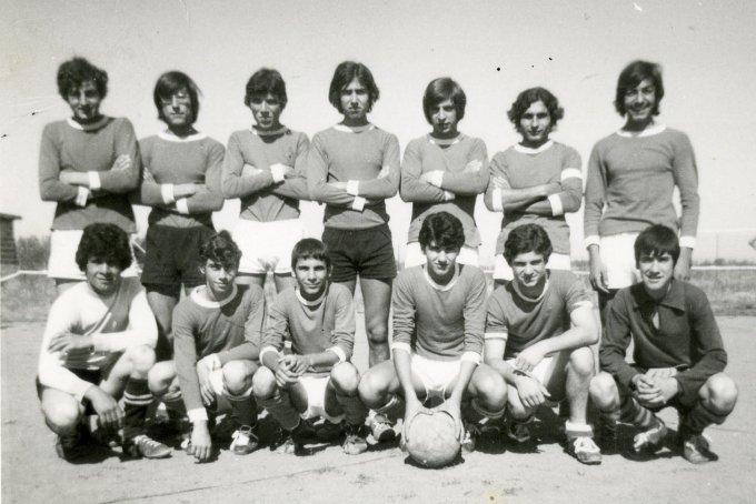 Aristana 1971 · Torneo Milia