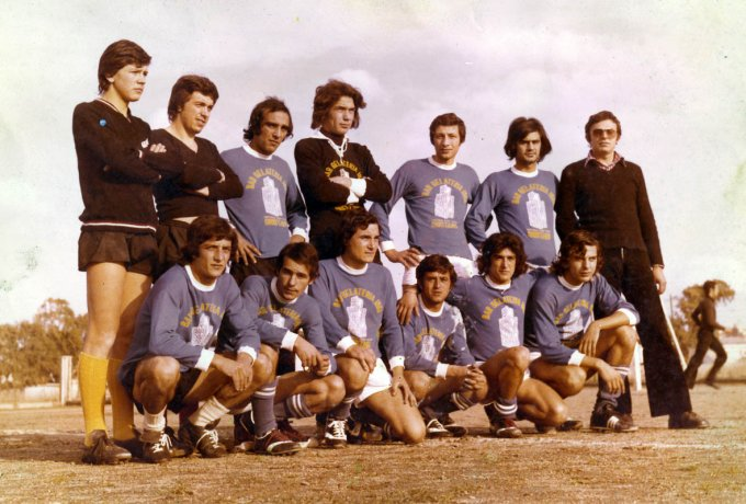 Bar Ibba Calcio · Oristano 1974