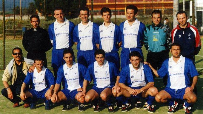 Calcetto Club Oristano anni novanta
