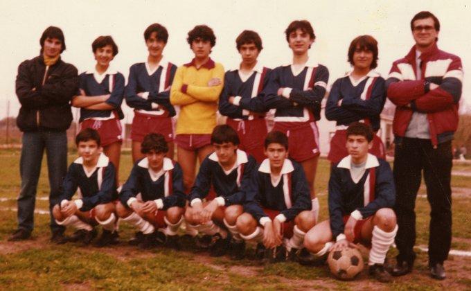 Cattedrale Calcio Oristano 1982