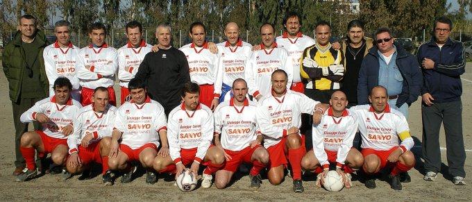 Corona Impianti Calcio · Oristano 2008