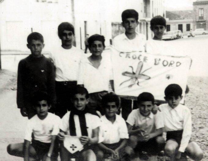 Croce D'Oro Calcio · Oristano 1968