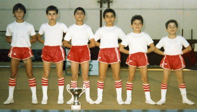 G.S. De Castro Oristano · 1987