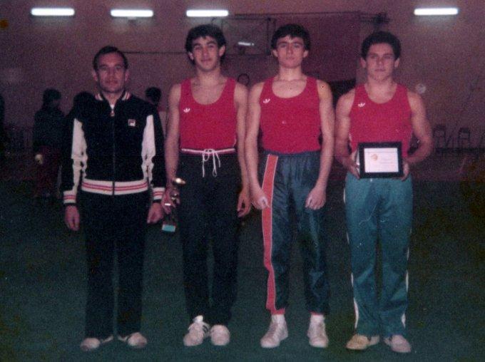 G.S. De Castro Oristano · Brindisi 1983