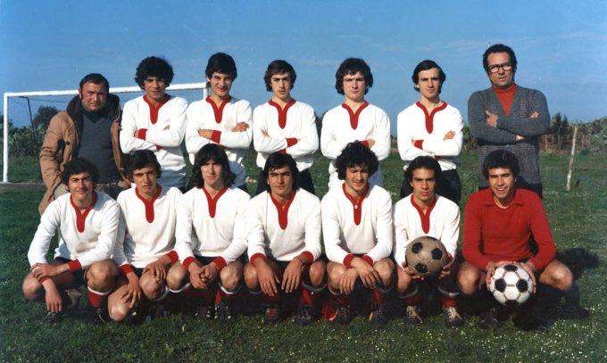 Don Bosco Oristano · Palmas Arborea 1976