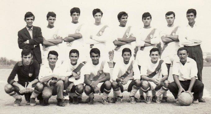 Don Bosco Calcio · Settembre Oristanese 1968