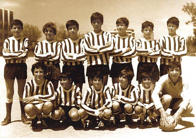 Folgore Calcio · Oristano 1969
