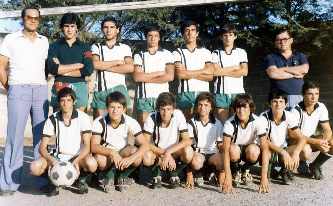 Folgore Calcio · Oristano 1976