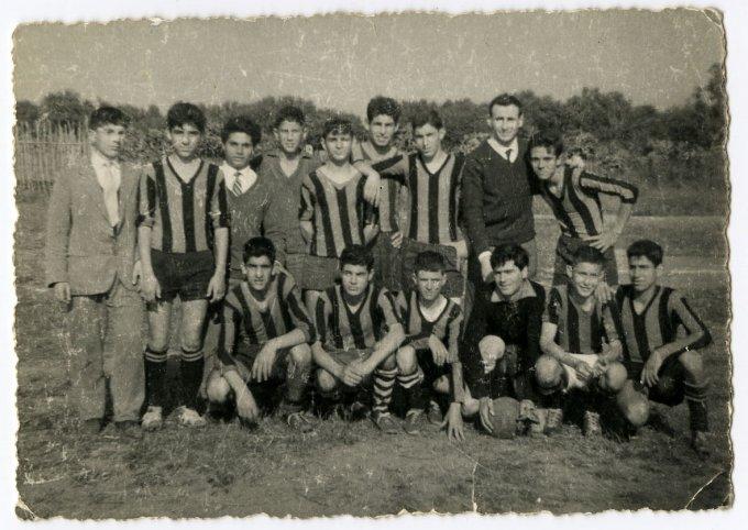 Folgore Calcio · Oristano 1958