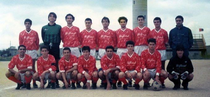 Folgore Calcio · Oristano 1988
