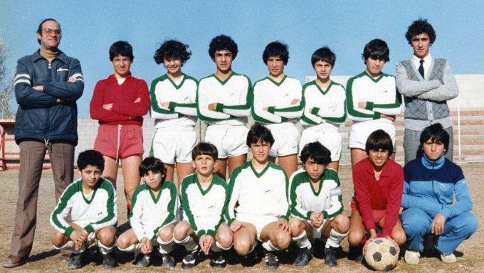 Folgore Calcio Giovanissimi · Oristano 1980