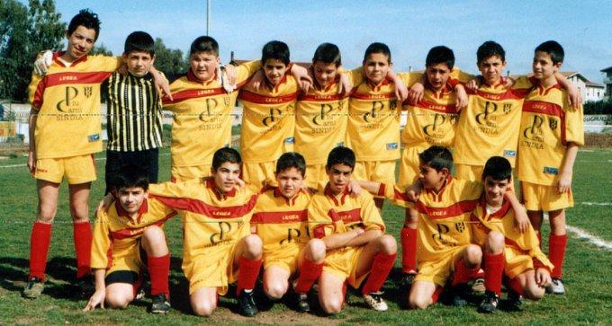 Ghilarza Calcio Esordienti · 2003