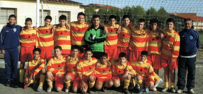 Ghilarza Calcio Giovanissimi · 2005