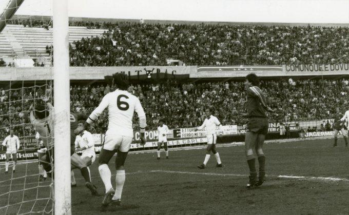 Gol al Cagliari UNO