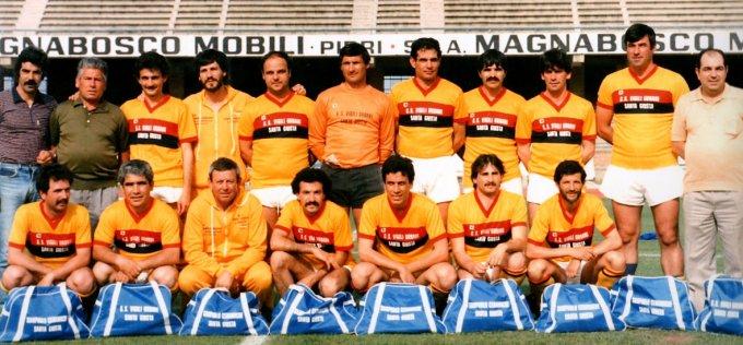 G.S. Vigili Urbani Santa Giusta · Cagliari 1993