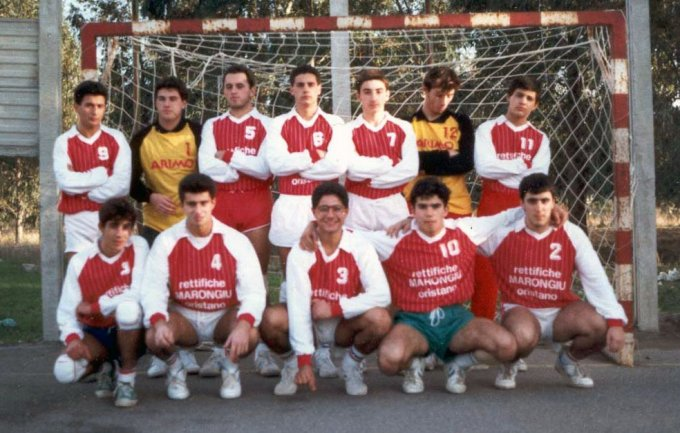 Handball Club Oristano · 1987